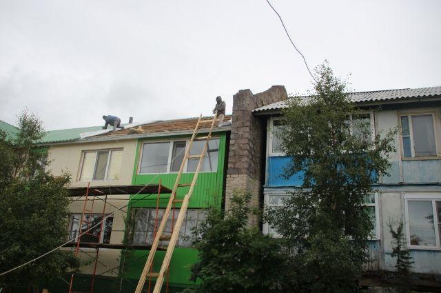 Капитальный ремонт идет в 85 домах Ямала