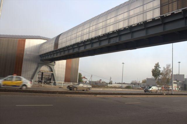 Участок от реки Мулянки до аэропорта