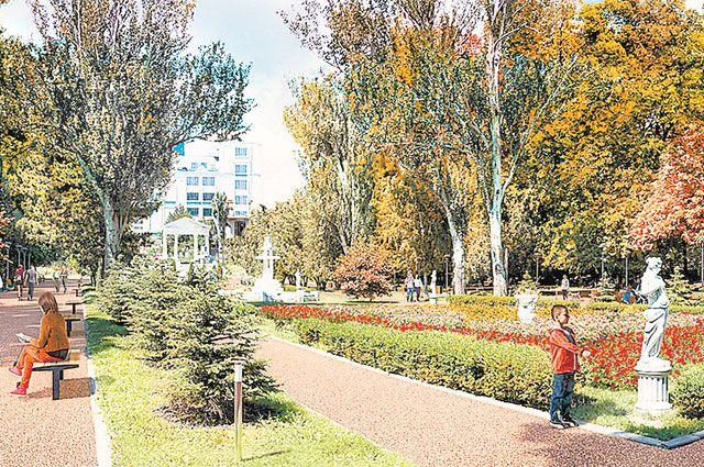 Эти проекты преображения городов страны уже скоро станут реальностью. Ростов-на-Дону.