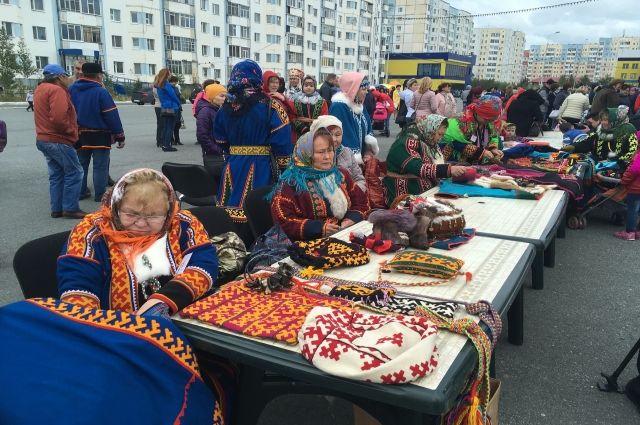 Надымчане отметили международный день коренных народов мира