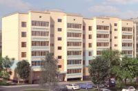 Шестиэтажный двухподъездный дом серии Э-600 пользуется популярностью у пермяков.