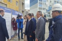 Александр Моор оценил строительство трассы «Надым-Салехард» и новых домов