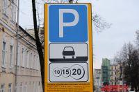 Платные паркинги не пользуются у пензенцев популярностью.