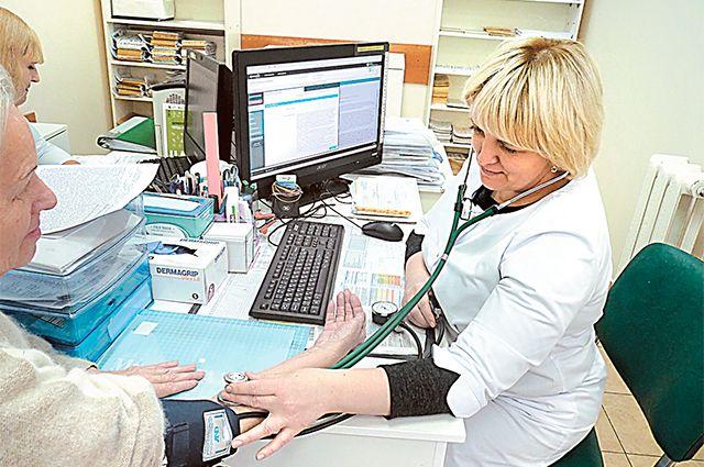 Дефицита врачей в Москве нет.