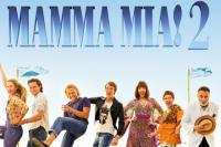 В «Киномаксе» пройдет специальный показ фильма «Mamma Mia 2»