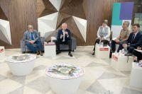 Сергей Собянин обсудил с экспертами подробности развития мегаполиса.