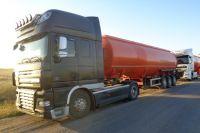 В Оренбуржье из Казахстана пытались ввезти запрещенный в России бензин.