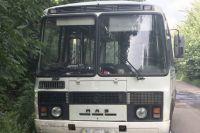 В Киевской области пьяный водитель автобуса возил пассажиров