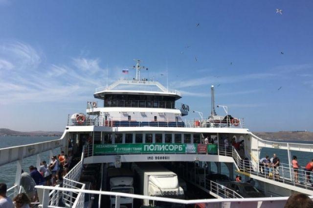 Между островами Сахалин иХоккайдо заработала паромная переправа