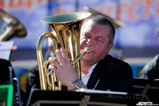 В Оренбурге состоится джаз-баттл духовых оркестров области.
