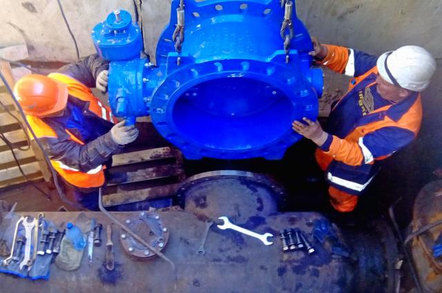 Больше всего средств было вложено в работы по обеспечению устойчивости системы городского водоснабжения.
