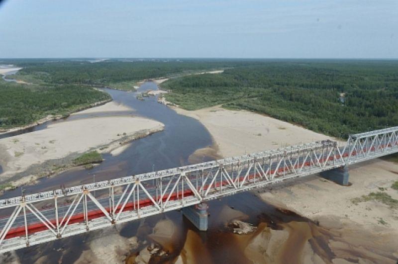 Надымский участок автомобильной дороги «Сургут-Салехард».