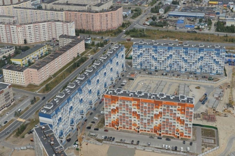 Жилой комплекс «Олимпийский».