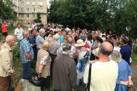 Владивостокцы не хотят жить в тени элитных домов.
