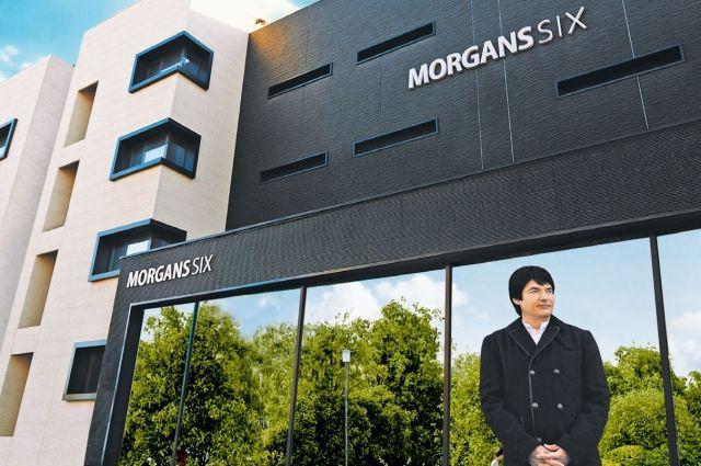 В облике и интерьерах MORGANS SIX продумана каждая деталь.