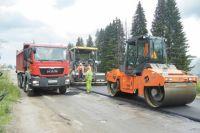 В Упрдоре говорят, что при сохранении сегодняшних темпов выполнения работ автомобили пойдут по мосту через Сюзьву уже в первой декаде сентября.