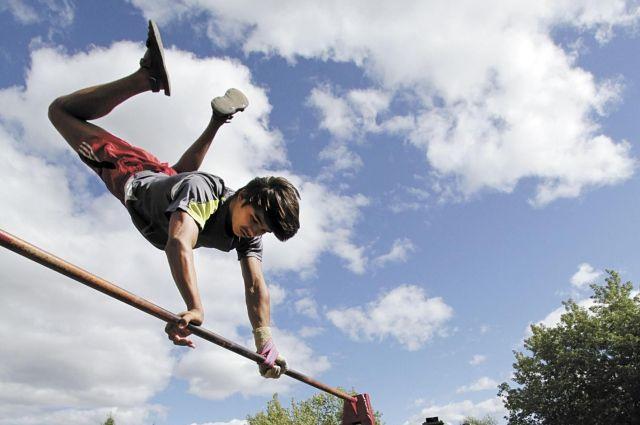 В Тюмени любители дворового спорта померятся силами