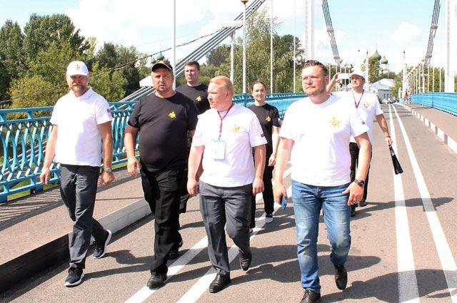 «Совет отцов» инспектирует улицы и парки Ярославля.