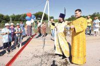 Открытие дороги стало большим событием и настоящим праздником для сельчан.