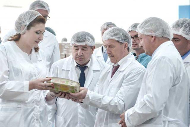 После выхода птицефабрики на полную мощность Борисоглебск будет производить 1% от общего количества яиц в стране.