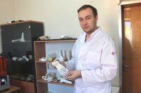 Пластиковые кости помогают врачам разобраться в сложных случаях.