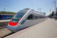 В «Укрзализныце» планируют запустить новый скоростной электропоезд