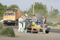 Овощи и фрукты, купленные на улице, опасно есть.