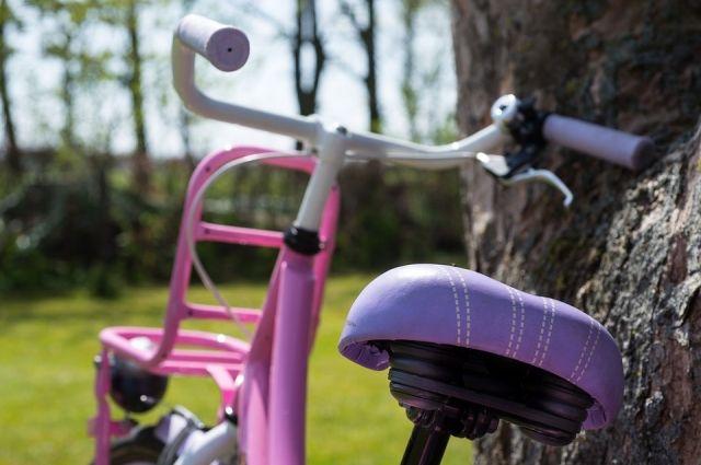 Трагедия случилась, когда дети катались на велосипедах.