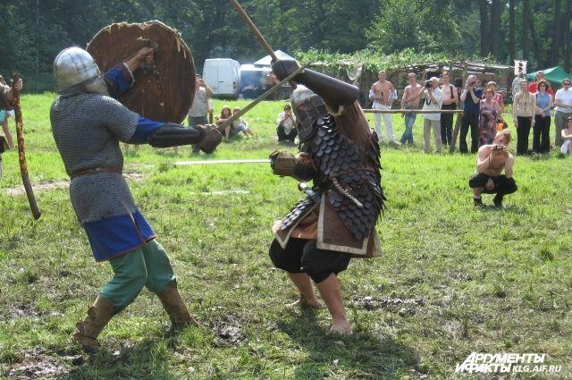 Под Зеленоградском пройдет фестиваль викингов «Кауп».