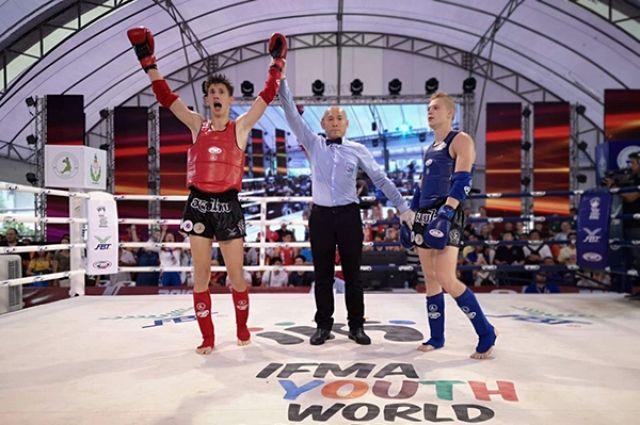 Калининградцы завоевали три медали первенства мира по тайскому боксу.
