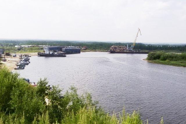 В национальных селах Надымского района завершился северный завоз