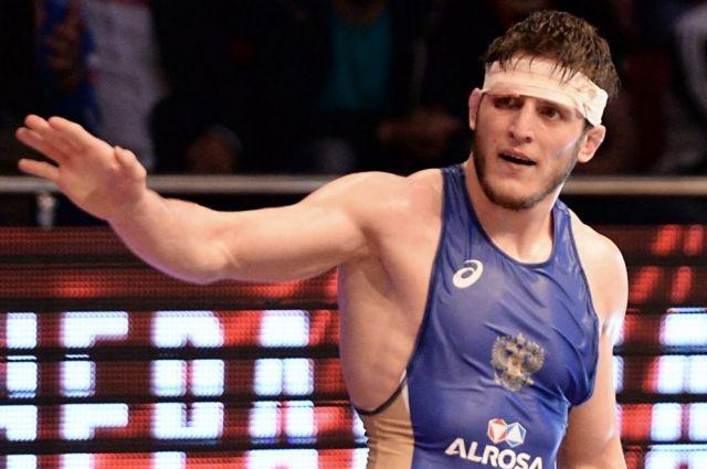Борец из Владимира выиграл «золото» чемпионата России.
