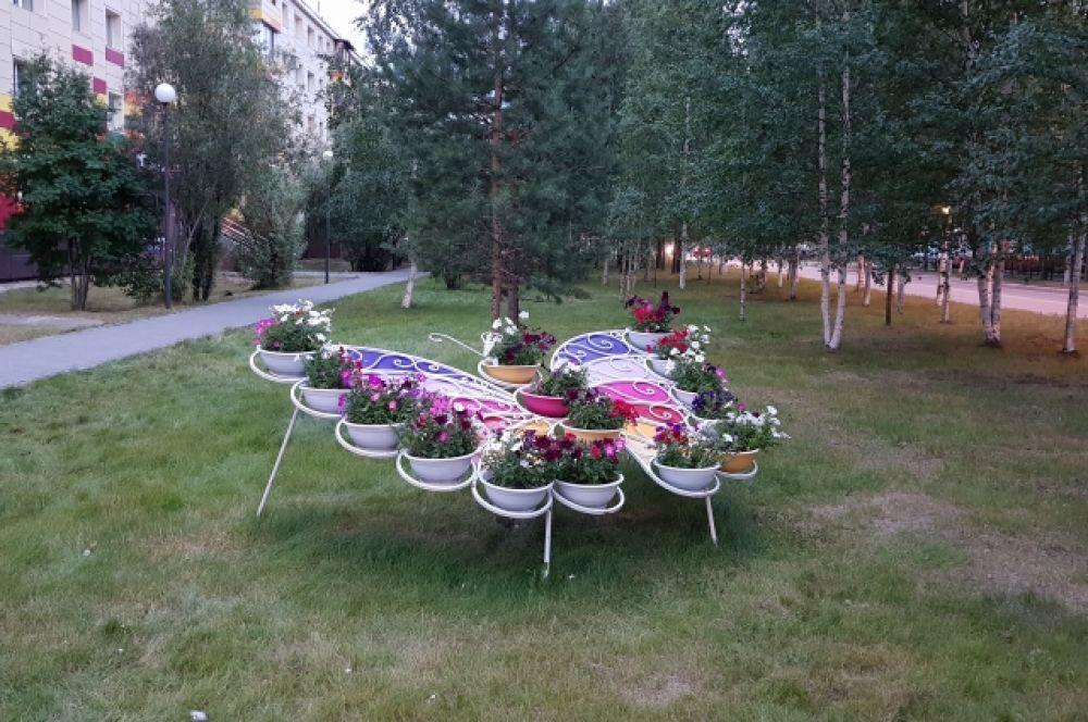Белоярский не раз признавался самым благоустроенным городом округа и даже России.