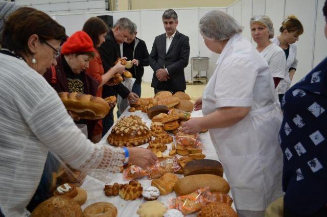 Тюменский сувенирный пряник презентуют на фестивале «Мед и хлеб»