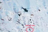 Спасение альпиниста Александра Гукова.