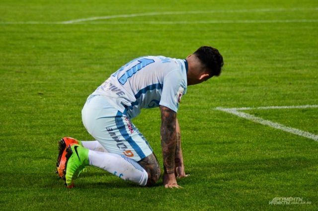 Минское «Динамо» разгромило «Зенит» в квалификационном матче Лиги Европы