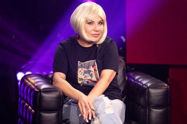 Актриса перевоплотилась в звезду «Дома-2» по просьбе ведущего.