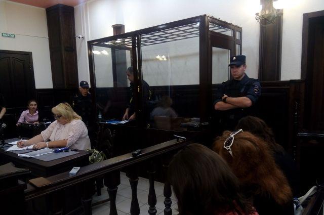 Александр Мамонтов является одним из обвиняемых по делу о «Зимней Вишне».