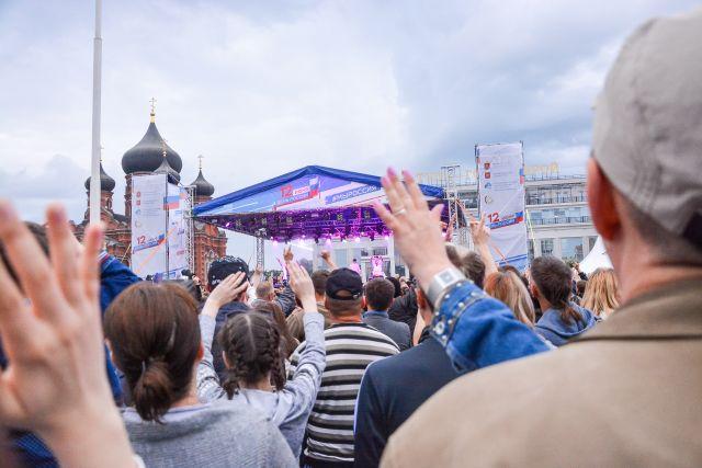 Жителей Нижневартовска ждет большая праздничная программа.