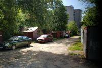 Во Владимире снесут незаконные гаражи у домов на проспекте Ленина.