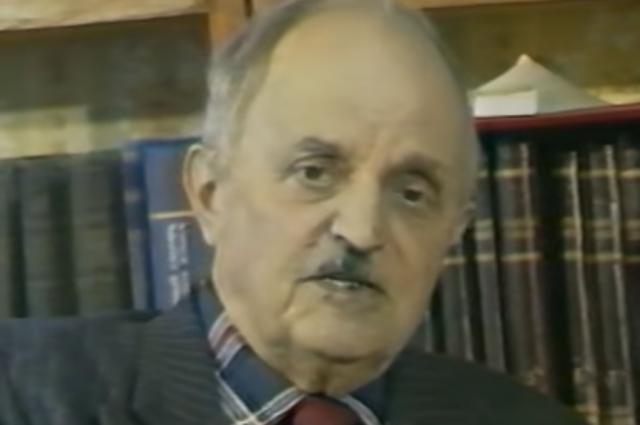 Писатель Юрий Магалиф прожил долгую жизнь и творил почти до последних дней.