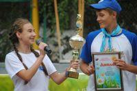 В Оренбурге прошел фестиваль загородных детских оздоровительных лагерей.