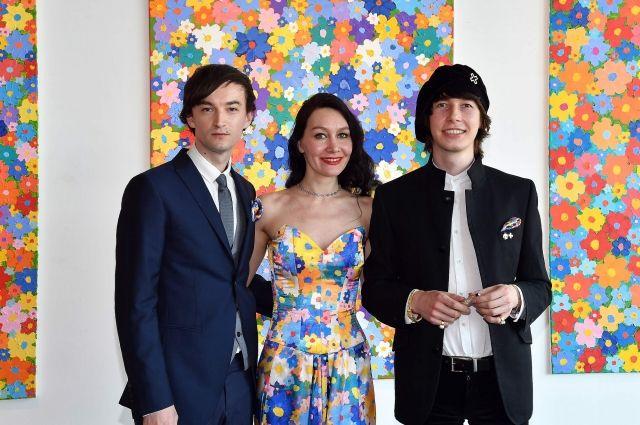 В Оренбурге откроется творческий проект «Цветы. Впечатление» Алекса Долля.