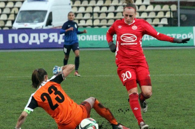 Красно-рыжие занимают второе место в чемпионате России.