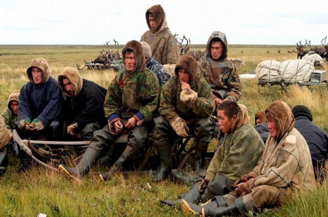 В День коренных народов мира тазовчане отведают малосола и споют