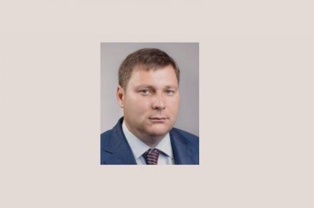 Зам.мэра г.Оренбурга Г.Борисов задержан по подозрению получения взятки.