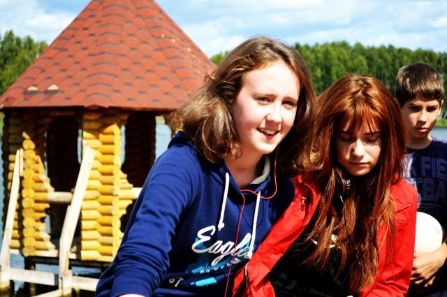 В Тюменском реабилитационном центре подростки создали волонтерский отряд
