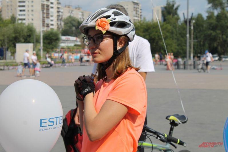 Велопарад леди и джентльменов проходил в Перми впервые
