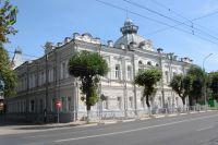 В настоящее время в здании располагается кафедра микробиологии РязГМУ имени Павлова.