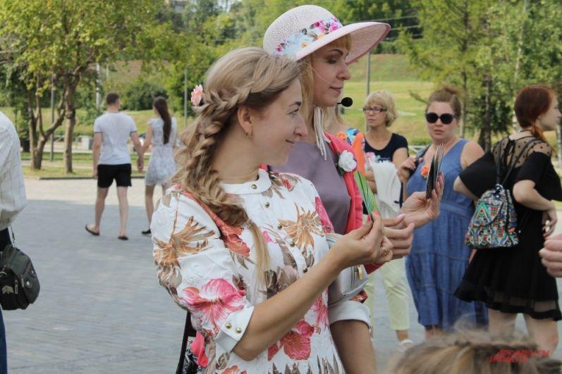 Организаторы велопарада Елена Королева и Елена Панаева.